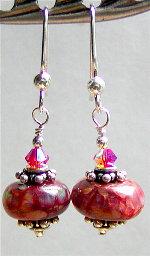 Cherry-licious Earring