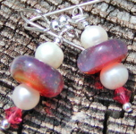 Pearly Dance Earrings