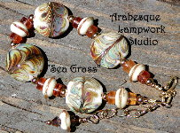 Sea Grass Bracelet