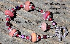 Tequila Sunrise Bracelet